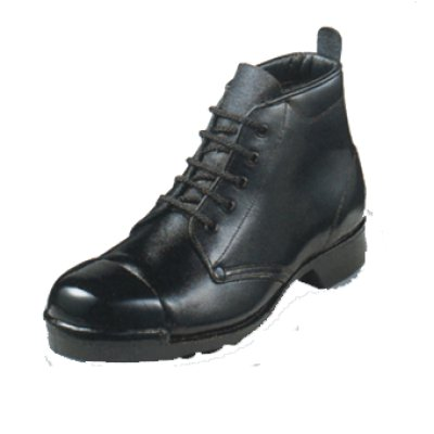 画像1: O212P 牛革安全靴(外鋼板用) (1)
