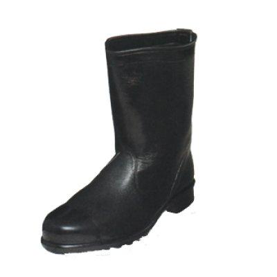 画像1: O311 牛革安全靴(外鋼板用) (1)