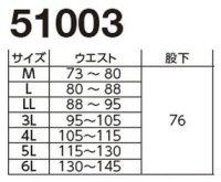 画像1: 51003 極寒サロペットパンツ(3色)
