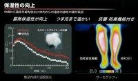 画像2: NR021 冷凍庫用〈-40℃対応〉防寒安全長靴 (ネイビー)