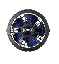 画像1: FAN2400SPパワーファン(ブラック×ブルー)2個