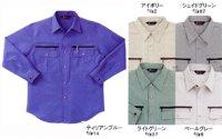 画像2: WA/BC829 長袖シャツ (5色)