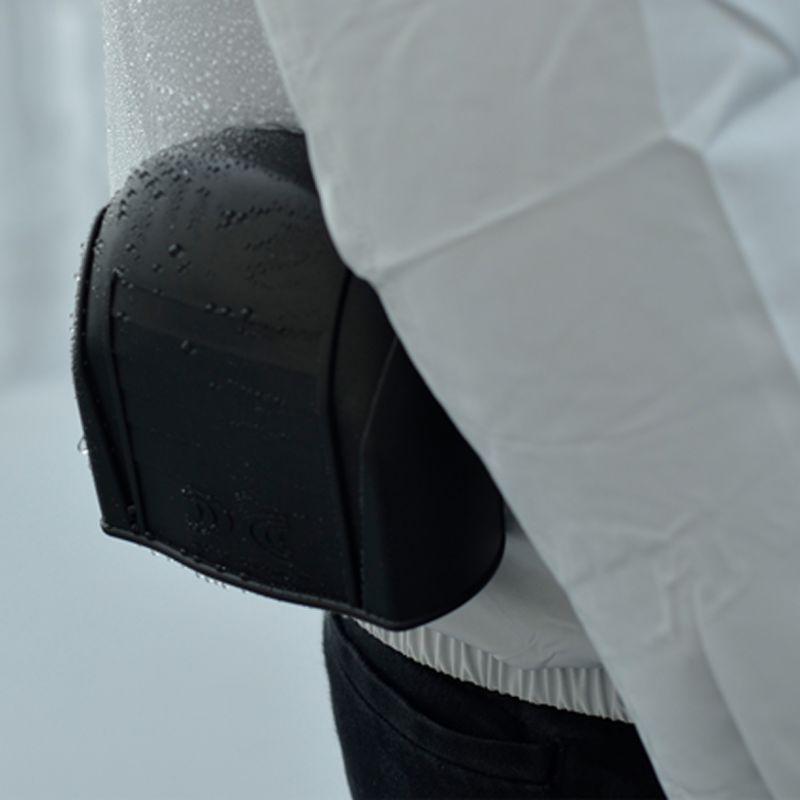 【雨でも空調服が着られるお助けアイテム!】
