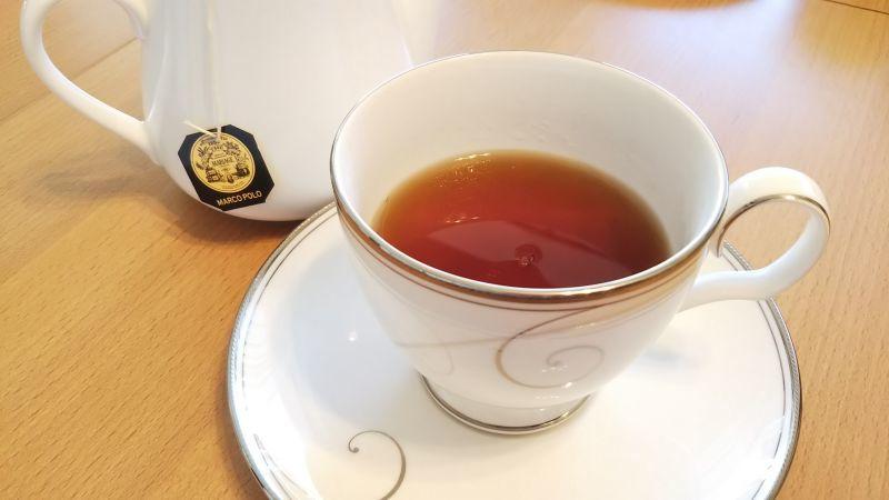 インフルエンザ対策に紅茶☆
