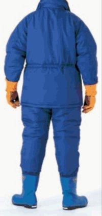 画像3: BO/ST8005 冷凍倉庫用防寒パンツ (1色)